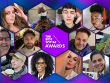 Dit zijn de winnaars van The Best Social Awards