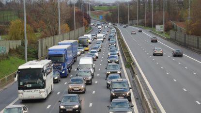 Stilleven op E40 richting Gent: twee rijstroken tijdlang dicht na ongeval in Wetteren