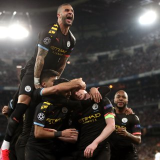 Manchester City slaat toe in spectaculaire slotfase tegen Real