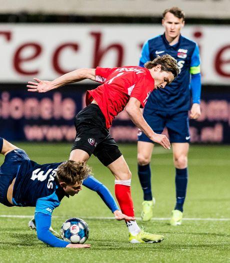 Helmond Sport blijft dankzij bliksemstart tegen Jong AZ foutloos in vierde periode