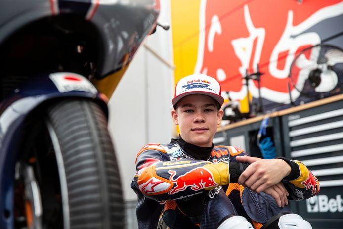 Collin Veijer presteert uitstekend in de eerste races van het seizoen.