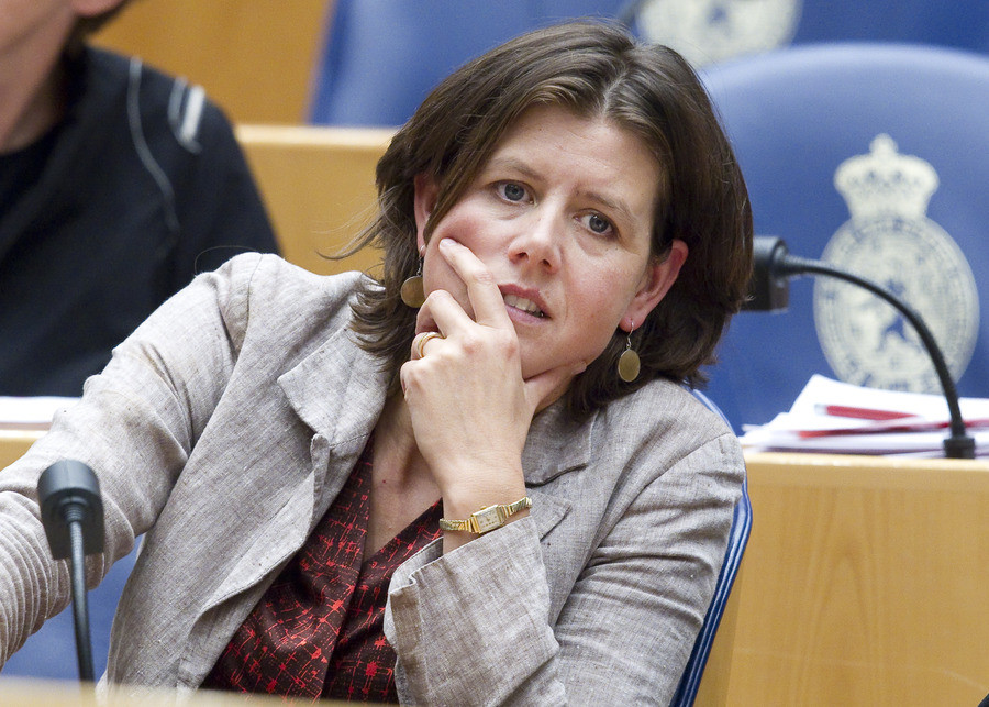 PvdA-Kamerlid Sjoera Dikkers.