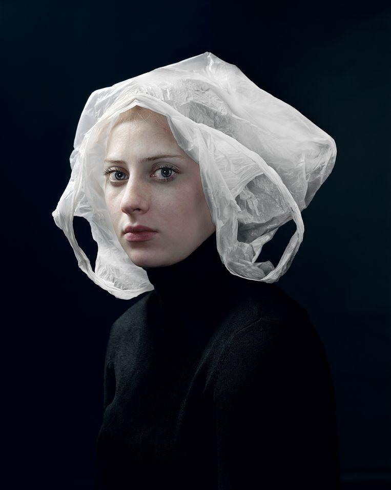Paula, dochter en muze van fotograaf Hendrik Kerstens.  Beeld Hendrik Kerstens