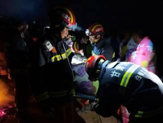 21 hardlopers komen om tijdens onweer in China