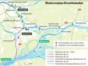 De plannen van de regio met riviercruises en de Waterbus in beeld.