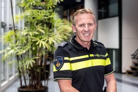 PR dgfoto Gelderlander Nijmegen: Aart Garssen is nieuwe politiechef district Gelderland-Zuid.