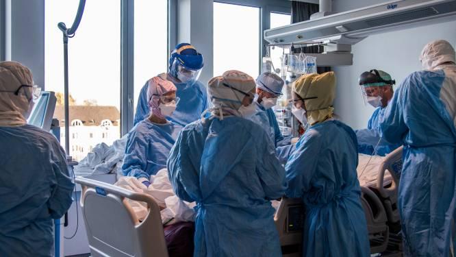 Corona-update: aantal hospitalisaties stijgt naar 81