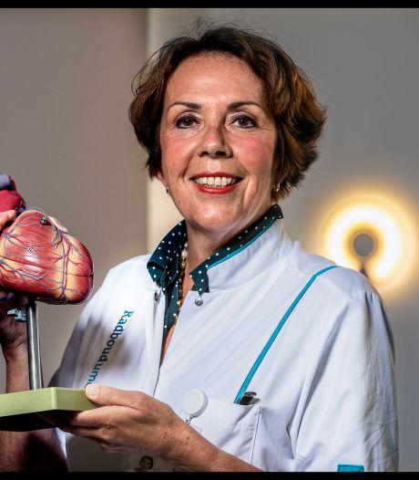 Cardioloog zet zich in voor vrouwen: Man kan beter met stress omgaan