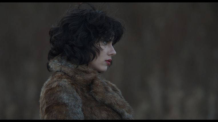 Scarlett Johansson in Under the Skin van regisseur Jonathan Glazer. Beeld A-Film