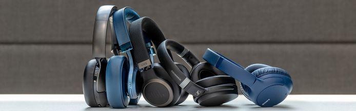 Headphones getest