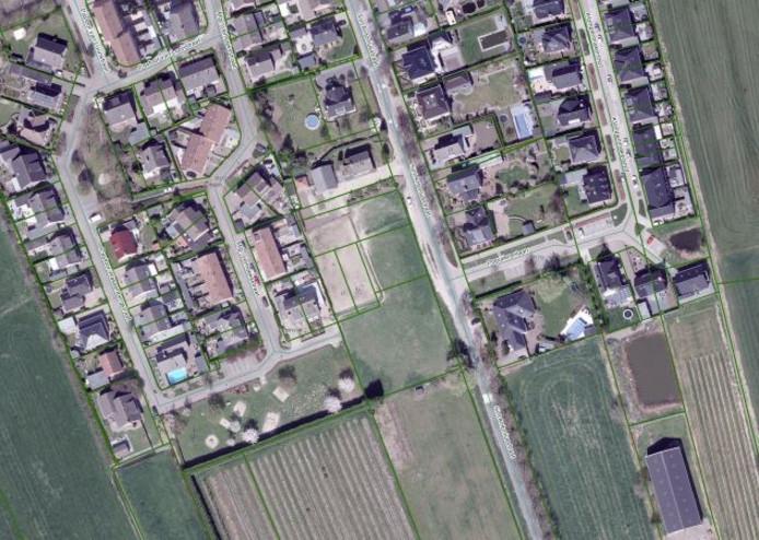 Luchtfoto Pastoor Wassenbergstraat.