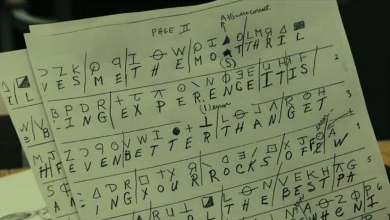 De Zodiac killer dankt zijn naam aan de geheimzinnige gecodeerde brieven die hij stuurde naar lokale kranten. De meeste codes zijn nooit gekraakt.