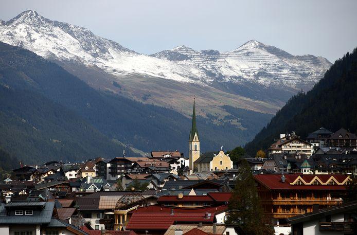 La station autrichienne d'Ischgl avait été un important foyer de contaminations lors de la saison précédente.