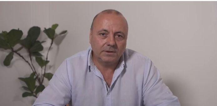 Via een YouTube-video stelde Waiel Shaker eerder vragen aan minister Koolmees over fraude bij taalscholen.