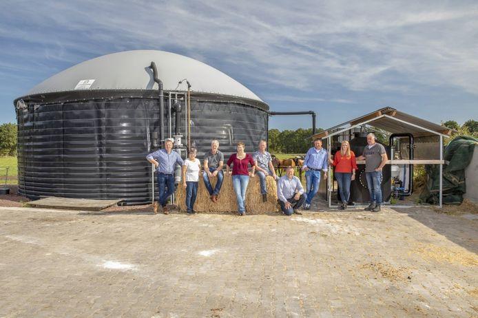De boeren van energiecoöperatie IJskoud