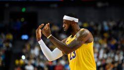 LA Lakers knopen weer aan met zege tegen Houston Rockets