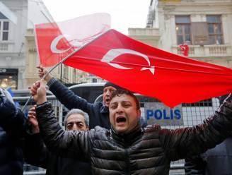 Turken wilden Sportpaleis afhuren voor meeting maar mochten er niet in