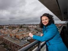 Van de Westlandse kandidaten haalde Dorien Verbree de meeste stemmen, maar vooral in de Leidse regio