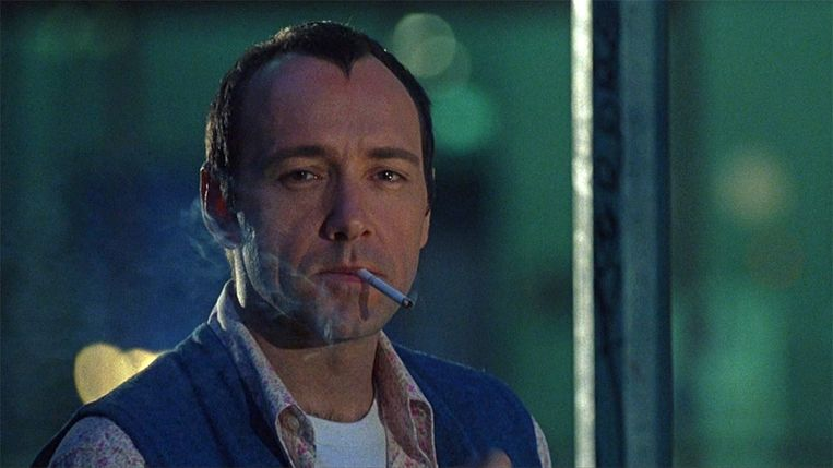 Kevin Spacey in The Usual Suspects. Beeld