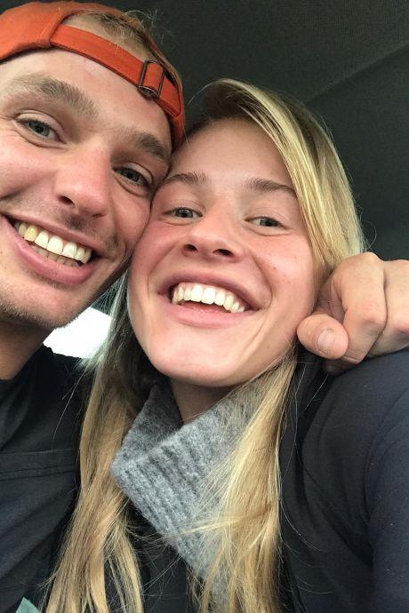 Simone (21) en Martijn (25) waren stapelverliefd, aan hun verhaal kwam veel te vroeg een einde