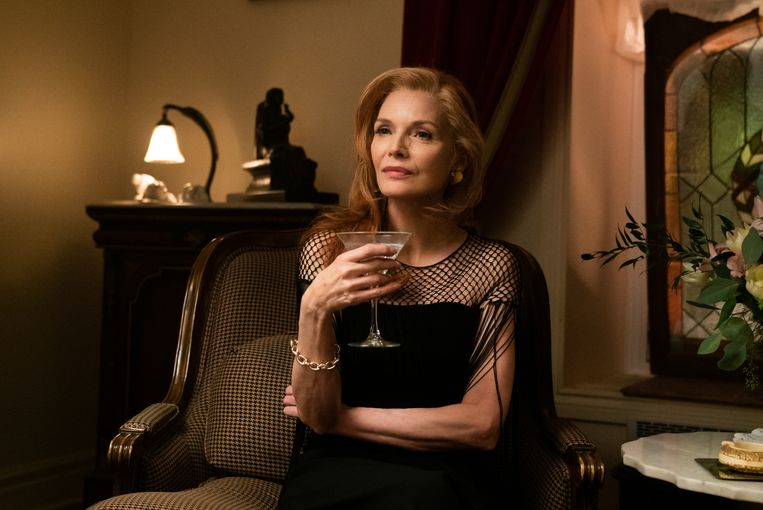 Michelle Pfeiffer in French Exit. Beeld LOU SCAMBLE