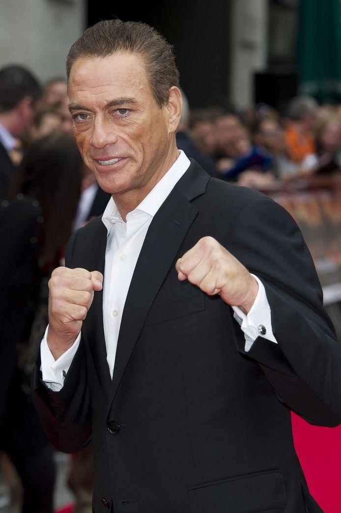 De 51-jarige Jean-Claude Van Damme.