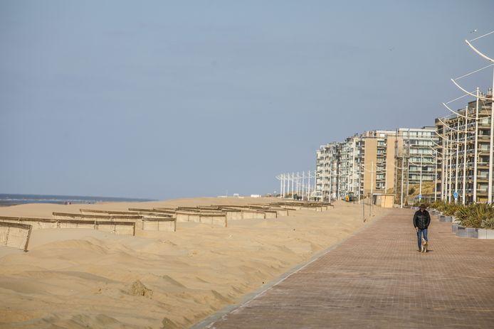 De Zeedijk is momenteel exclusief voor buurtbewoners