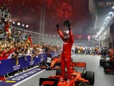 Nachtrace in Singapore geschrapt, Formule 1 zoekt naar vervanging