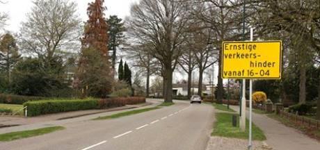 Omrijden: route door Sint Anthonis, Ledeacker en Wanroij half jaar op slot