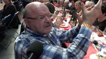 """Michel Van den Brande trakteert tehuis op Schlagerfestival: """"Hun plezier is onbetaalbaar"""""""