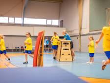 Bornse jeugd geniet van sport en spel