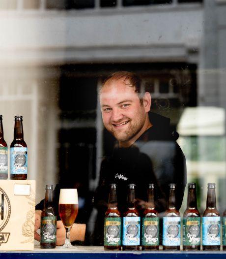 Biercafé met brouwketel in de binnenstad van Zaltbommel; Xander gaat eigen brouwerij opzetten