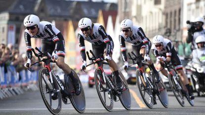 Koers kort 21/05: Vanaf 2019 geen WK ploegentijdrit meer - Dumoulin hoopt op tegenwind in Giro-tijdrit