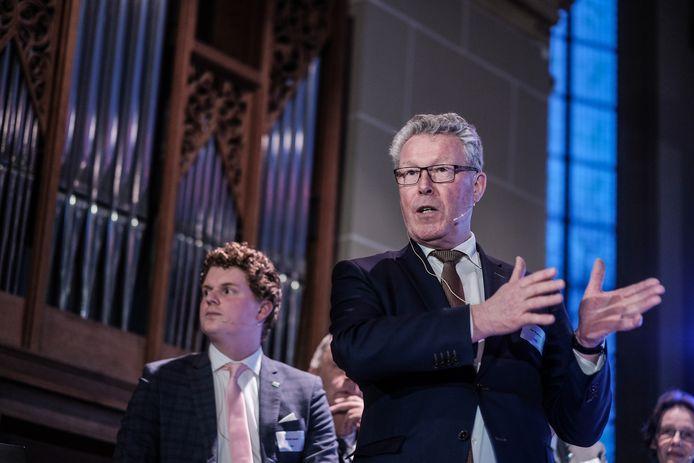 Jan Markink aan het woord.