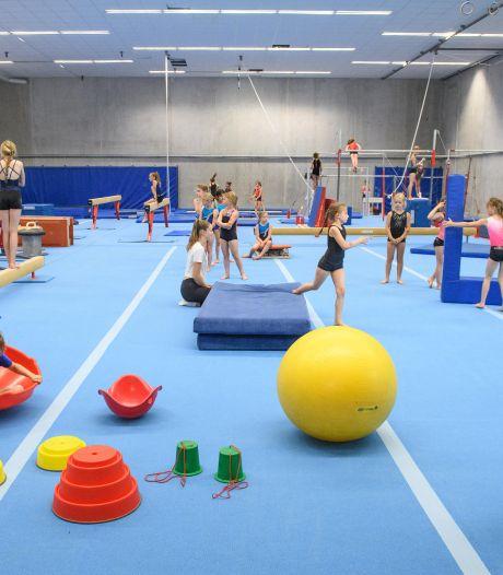 Volop activiteiten rondom terug-bij-je-clubdag bij de IISPA: 'Eindelijk mogen we binnen sporten'
