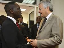 """Congo: Reynders et Matata dénoncent la rébellion et les """"soutiens extérieurs"""""""