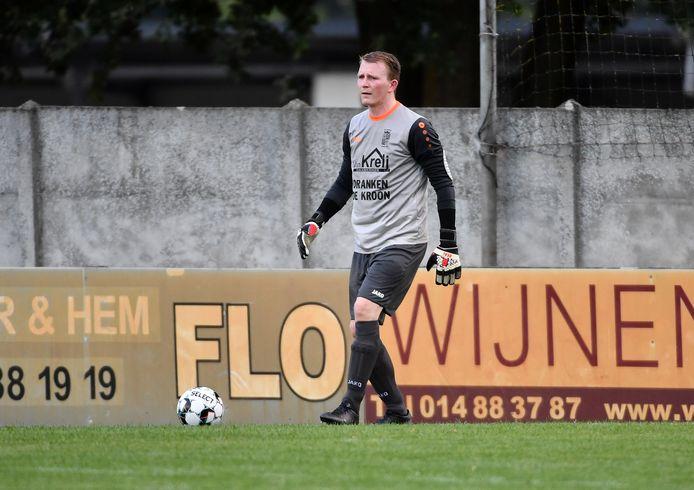 Nick Adriaensen staat reeds zeven seizoenen tussen de palen in Vorselaar.