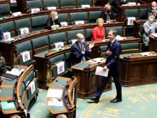 La Chambre vote la confiance au gouvernement