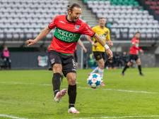 NEC zonder geschorste Barreto naar Go Ahead, aanvoerder Van Eijden terug