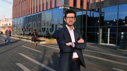"""Leuvense burgemeester Mohamed Ridouani (sp.a) over de coronacrisis: """"Het hoeft niet te eindigen in draconische belastingen"""""""