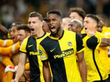 Afgang: sterrenensemble Manchester United onderuit bij Young Boys na flater Lingard in 95ste minuut