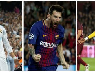 Ronaldo, Messi en Neymar zijn nog in de race voor titel van Speler van het Jaar - Kapitein Serie A-ploeg test positief op doping