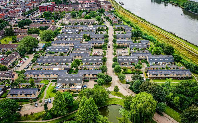 HW Wonen gaat 132 sociale huurwoningen in de wijk Oosterse Gorzen in Oud-Beijerland slopen.