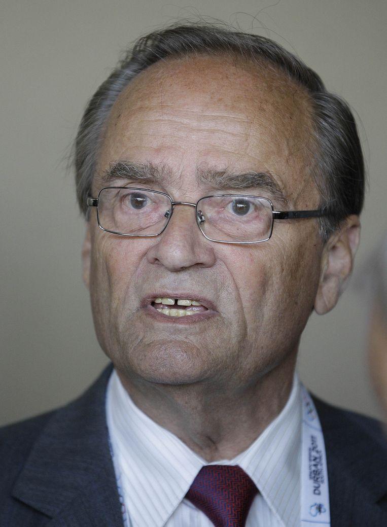 Arne Ljungqvist Beeld AP