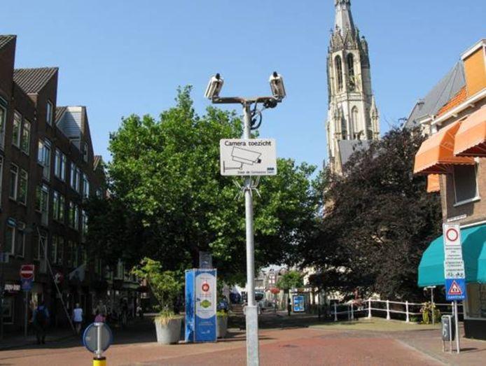 Eind dit jaar worden de kentekencamera's in de Bredase binnenstad geïnstalleerd.