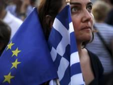 Griekenland bereid pensioen en belasting aan te passen