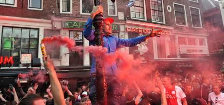 Noodverordening voor Leidseplein rond kampioenswedstrijd Ajax