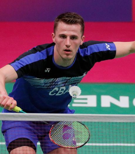 Mysterieus: Badmintonner Mark Caljouw weet nog niet of hij zaterdag naar Tokio vliegt: 'Dit is wel vervelend'