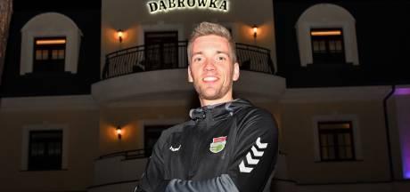 Nog één keer alles uit de kast voor volleybal, maar met schuin oog kijkt Sjoerd Hoogendoorn al naar carrière als kinderarts
