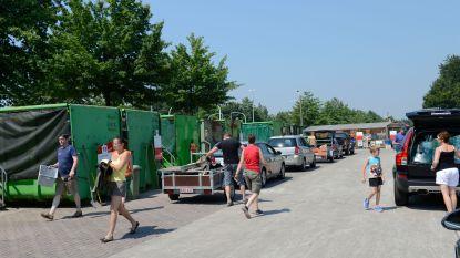 Plannen voor nieuw containerpark in laatste fase